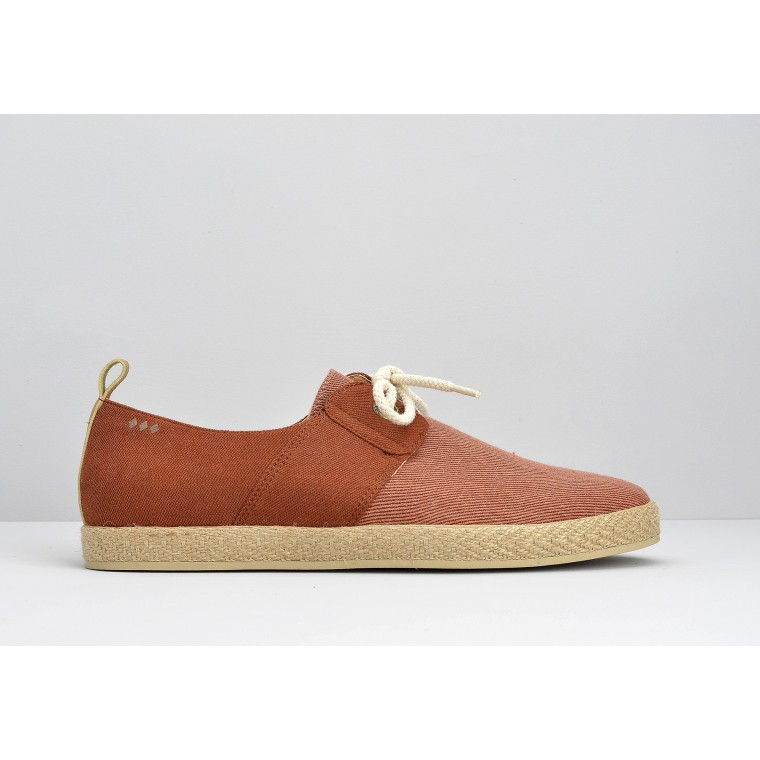 ARMISTICE CARGO ONE M - FADED/WOOD - GRENAT/TERRACOTTA