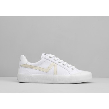 ARMISTICE GROUND TENNIS W - CANVAS/GREAT - WHITE/WHITE