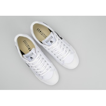 ARMISTICE - GROUND TENNIS W - CANVAS/GREAT - WHITE/BLACK