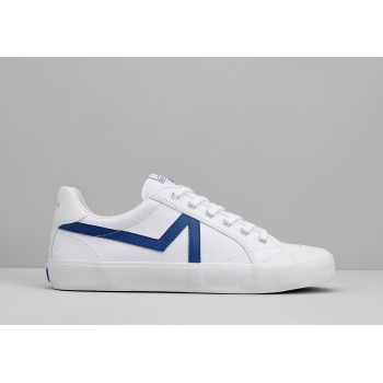 ARMISTICE - GROUND TENNIS M - CANVAS/GREAT - WHITE/BLUE