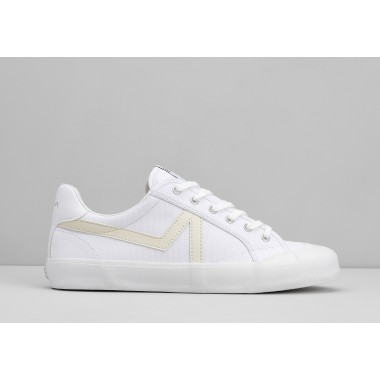 ARMISTICE GROUND TENNIS M - CANVAS/GREAT - WHITE/WHITE