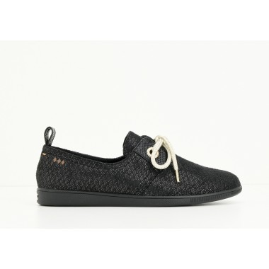 STONE ONE W - COMO - BLACK SOLE BLACK