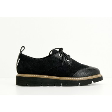 ARMISTICE FOX DERBY W - SERPO/PICKLES - BLACK/BLACK