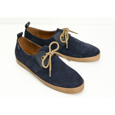 CARGO ONE M - SUEDE - NAVY