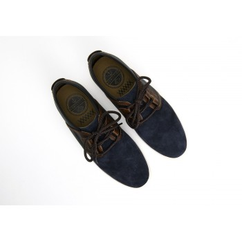 ARMISTICE - DRONE ONE M - SUEDE/BROOKS - NAVY/NAVY