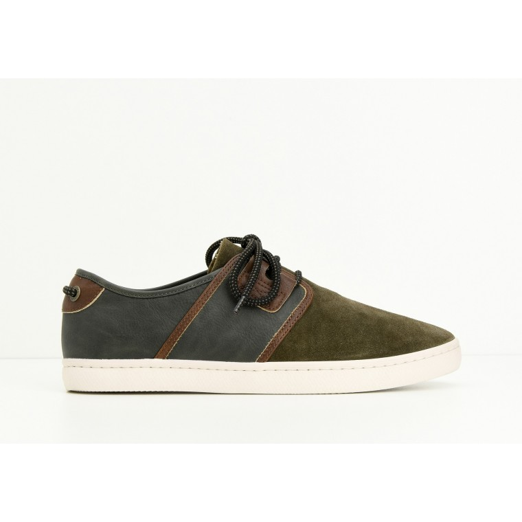 ARMISTICE DRONE ONE M - SUEDE/BROOKS - ARMY/ARMY