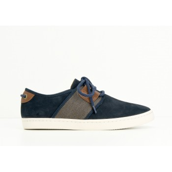 ARMISTICE - DRONE ONE M - NUBUCK GR./BOY - NAVY/BLACK
