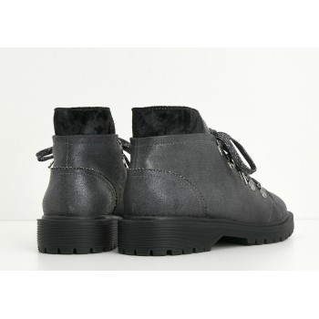 ARMISTICE - ROCK MID W - COZY - PLOMB SOLE BLACK MAT