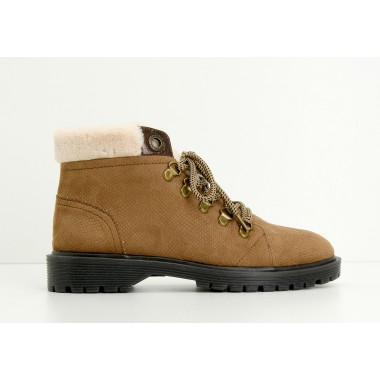 ROCK MID W - BOABOA - TAN SOLE TRANSLU