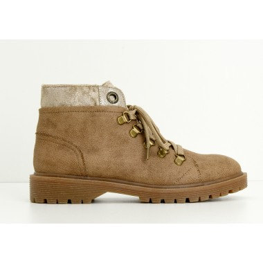 ARMISTICE ROCK MID W - COZY - TAN SOLE MASTIC