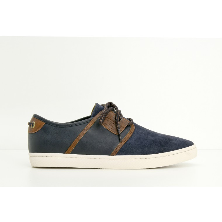 ARMISTICE DRONE ONE M - SUEDE/BROOKS - NAVY/NAVY