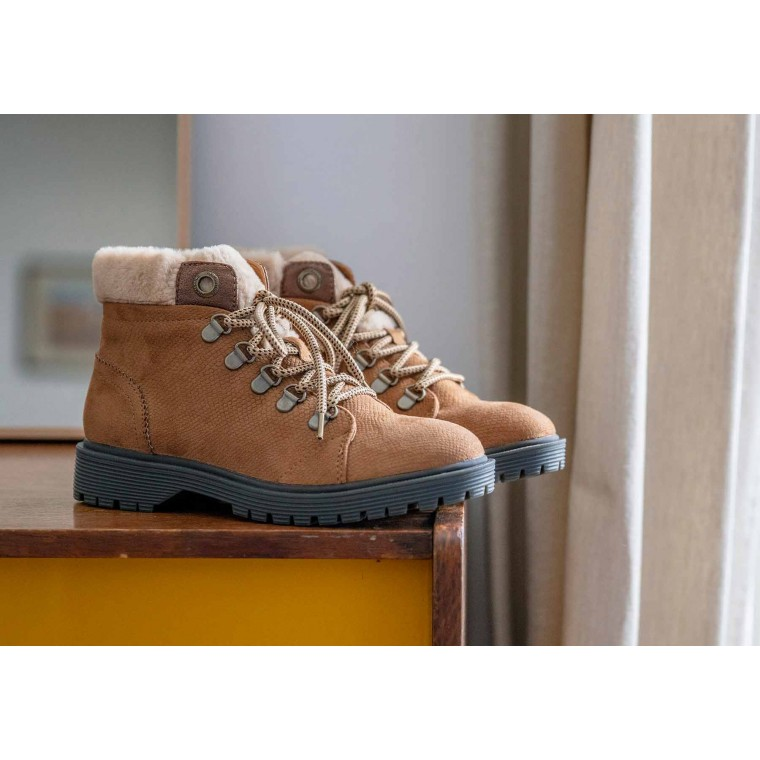 ARMISTICE ROCK MID W - BOABOA - TAN SOLE TRANSLU