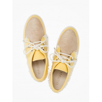 ARMISTICE - Sonar Indian W - Flow/Denim - Gold/Citron