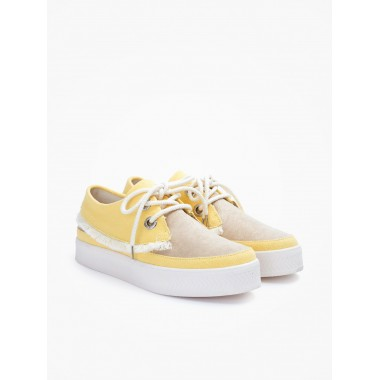 ARMISTICE SONAR INDIAN W - FLOW/DENIM - GOLD/CITRON