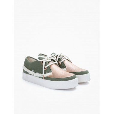 ARMISTICE Sonar Indian W - Grace/Denim - Copper/Army