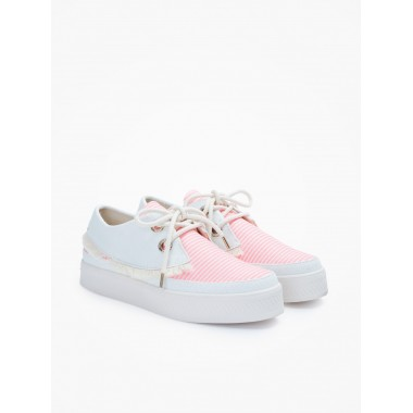 Sonar Indian W - Ibiza/Canvas - Corail/Dove