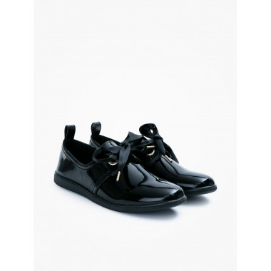 STONE ONE W - GLOSSY - BLACK SOLE BLACK