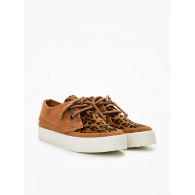 SONAR INDIAN W - KING/FAUVE - TAN/COGNAC