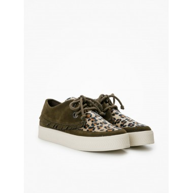 ARMISTICE SONAR INDIAN W - KING/FAUVE - OLIVE/NATURAL