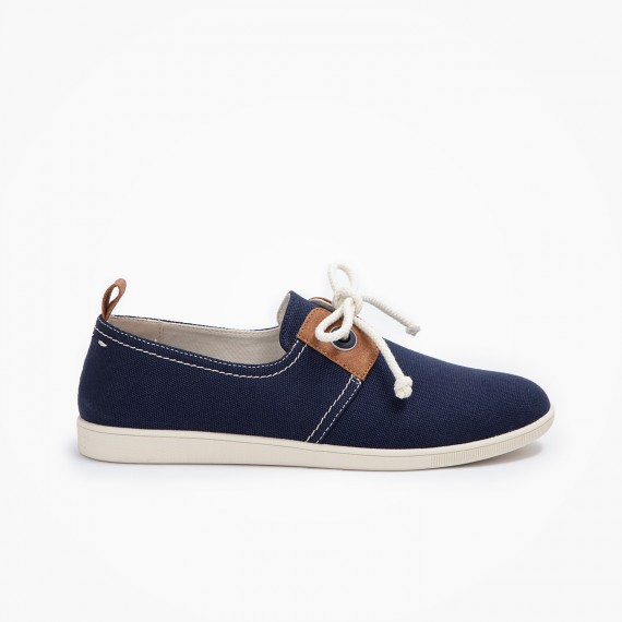 STONE ONE M - CANVAS - NAVY