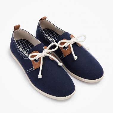 ARMISTICE STONE ONE M - CANVAS - NAVY