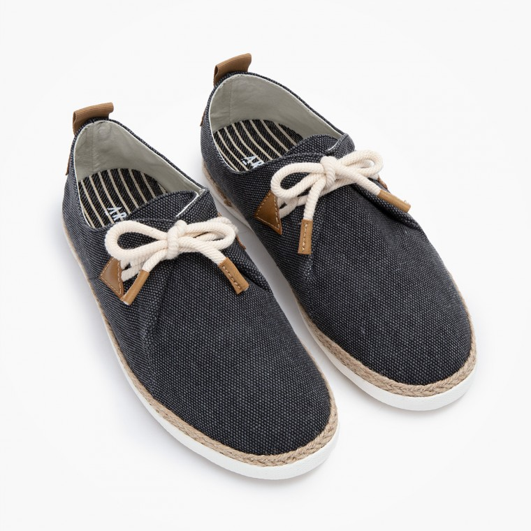 ARMISTICE - SOFT ONE M - CANVAS WASH - BLACK