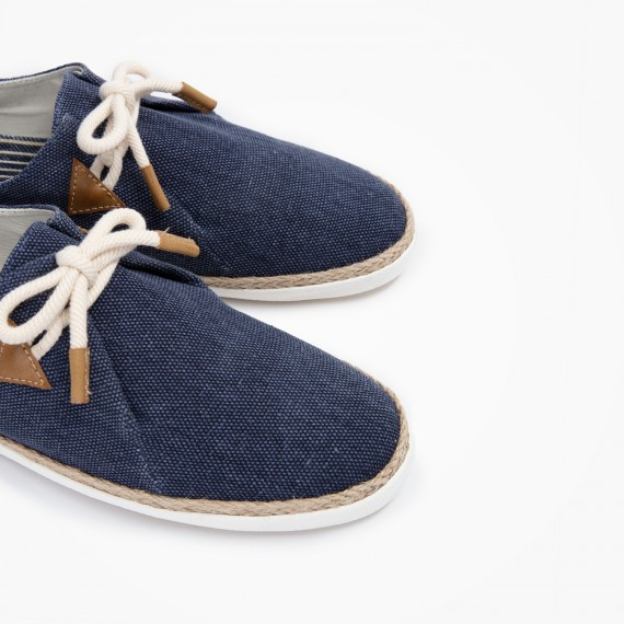 SOFT ONE M - CANVAS WASH - NAVY