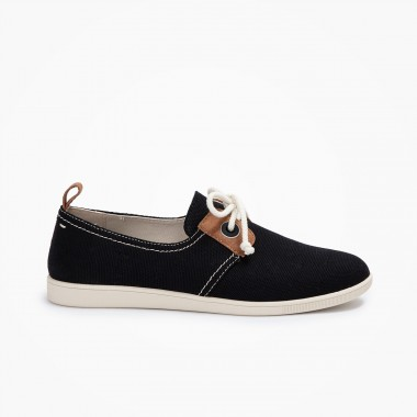 STONE ONE M - CANVAS - BLACK