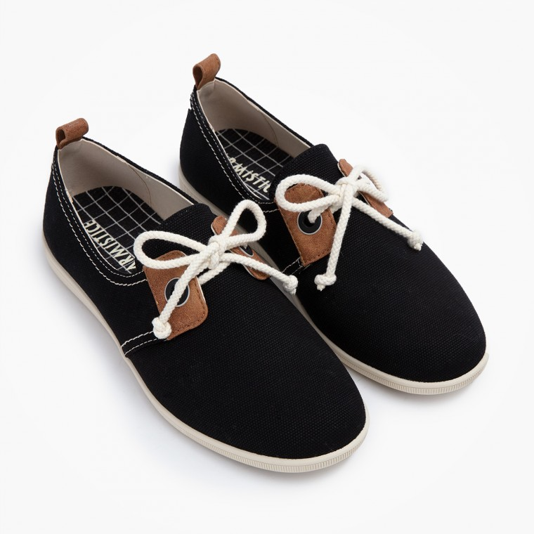ARMISTICE - STONE ONE M - CANVAS - BLACK