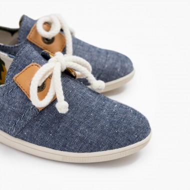 STONE ONE K - CHAMBRAY DELAVE - NAVY