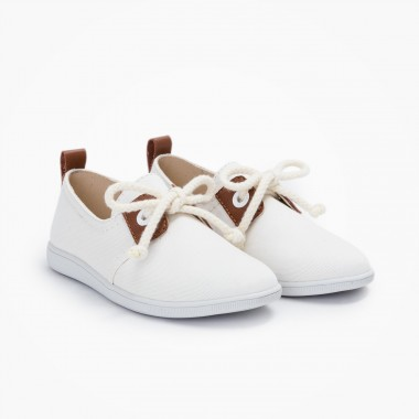 STONE ONE K - TWILL - WHITE