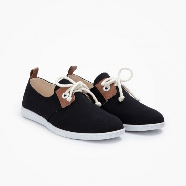 STONE ONE M - TWILL - BLACK