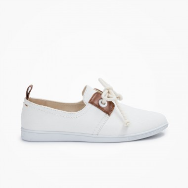 Stone One W - Twill - White