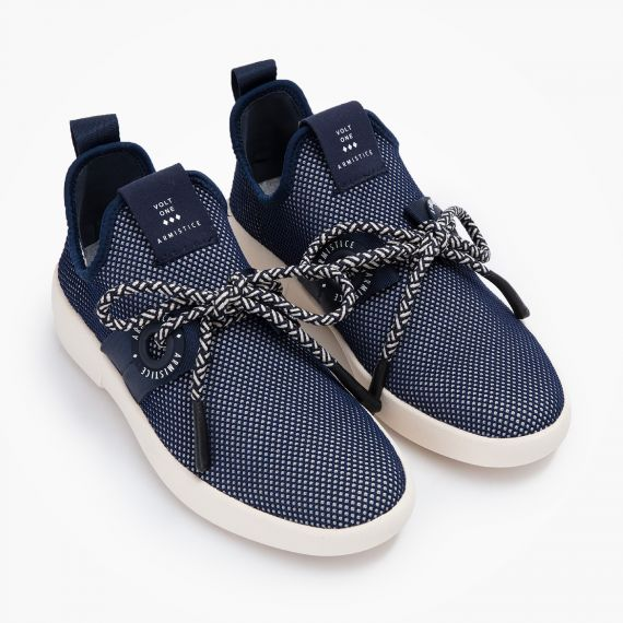 ARMISTICE Volt One M - Tecknity - Navy/ Off White
