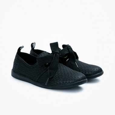 Stone One W - Palace - Black Sole Black