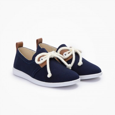 STONE ONE ENFANT - TWILL - NAVY