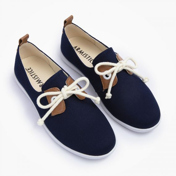 ARMISTICE Stone One W - Twill - Navy