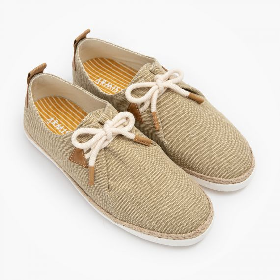 ARMISTICE SOFT ONE M - CANVAS WASH - TABAC