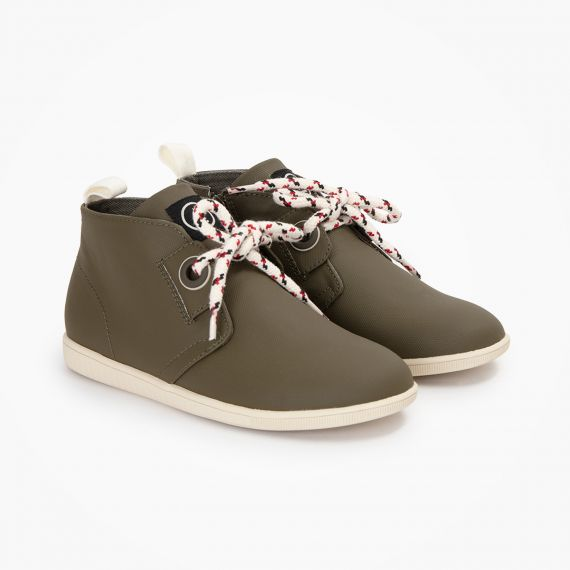 ARMISTICE STONE MID K - CHERBOURG - OLIVE