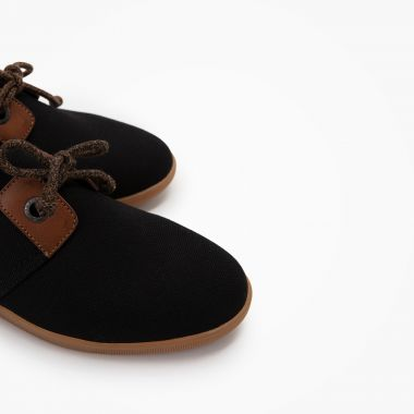 STONE ONE M - CANVAS SURTEINT - NOIR