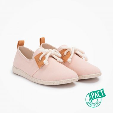 ARMISTICE STONE ONE ENFANT - ORGANIC CANVAS - BLUSH