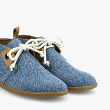 STONE MID CUT W - DENIM - CIEL