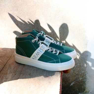 ONYX MID W - CANVAS RECYCLED - CEDRE