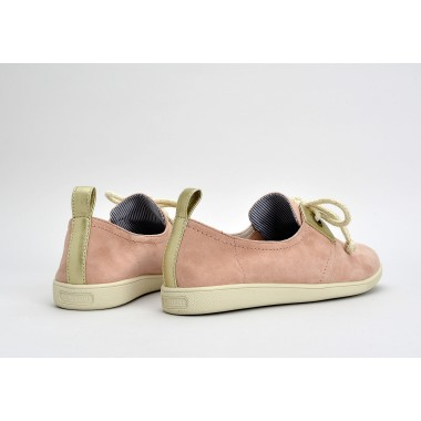 STONE GLOVE GOAT SUEDE - PINK