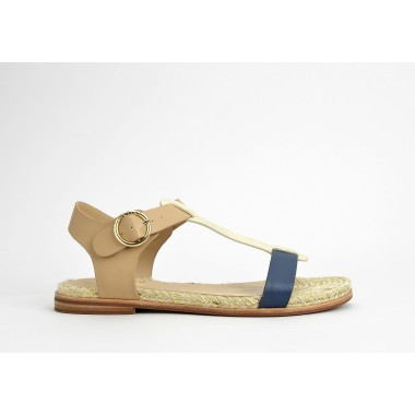 CODE SUNSET - ANNIE - NAVY / BEIGE