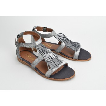 CODE INDIAN W - SUEDE/PAPYRUS - GRAPHITE/PLOMB
