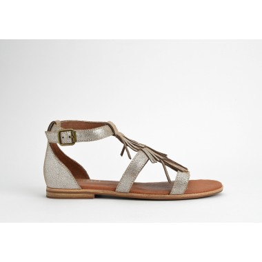 ARMISTICE CODE INDIAN W - SUEDE/PAPYRUS - BRONZE/BRIQUE