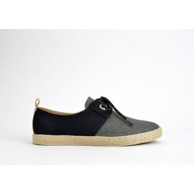 CARGO ONE W - SHINE / TWILL - BLACK