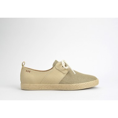 ARMISTICE CARGO ONE W - SHINE/TWILL - GOLD/BEIGE