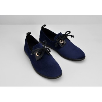 STONE ONE W - COCOON - NAVY SOLE BLACK